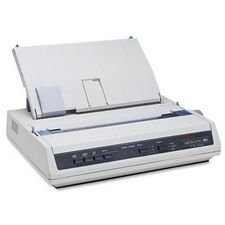 Oki MICROLINE 186 Dot Matrix Printer (62422401)