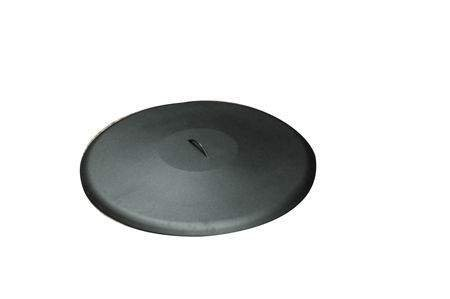 Hearth Products Controls (HPC) Round Aluminum Fire Pit Cover (FPHC-36BL), 36-Inch, Black