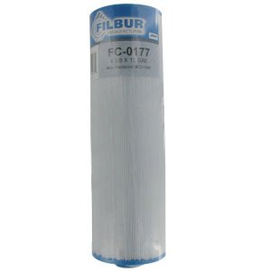 - Filbur FC-0177 Antimicrobial Replacement Filter Cartridge for Saratoga and Dimension One Pool/Spa Filter