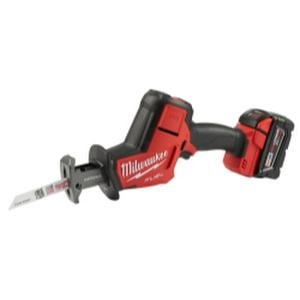 Cordless Lithium Ion Sawzall - Milwaukee 2719-21 M18 Fuel Lithium-Ion Brushless Cordless Reciprocating Saw Kit