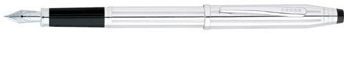 (Cross Century II Sterling Silver Medium Point Fountain Pen - H3009-MD)