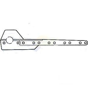 901-233 New LH Sickle Head For John Deere Mower Conditioner 1207 1209 1217 +