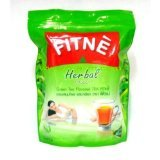 Price comparison product image New Fitne New Herbal Weight Loss Slimming Green Diet Tea (120 Sachets in 4 Packs) thailand