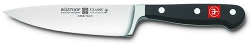 Wusthof 4582-7/16 6-in Classic Forged Cook's Knife w/ Full Tang & Polymer Handle, Each
