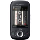 Sony Ericsson W20i Zylo Quadband Unlocked GSM Phone with 3 MP Camera--International Version with No U.S. Warranty (Black)