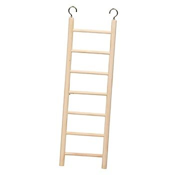 Petco 7 Step Wooden Ladder for Small Birds, My Pet Supplies
