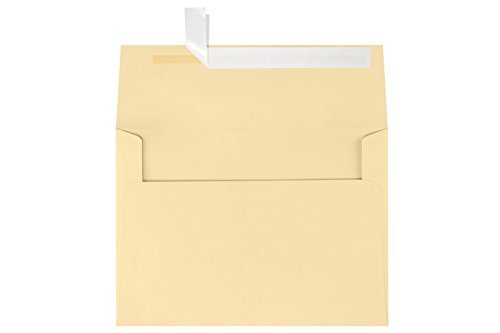a7 invitation envelopes w peel press 5 1 4 x 7 1 4