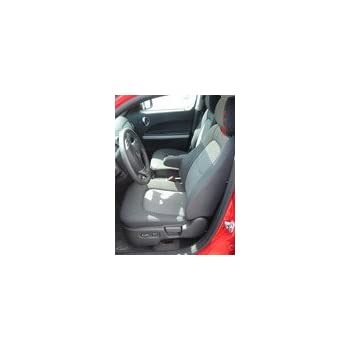 Amazon Com Chevy Hhr Front Bucket Seat Covers In Black