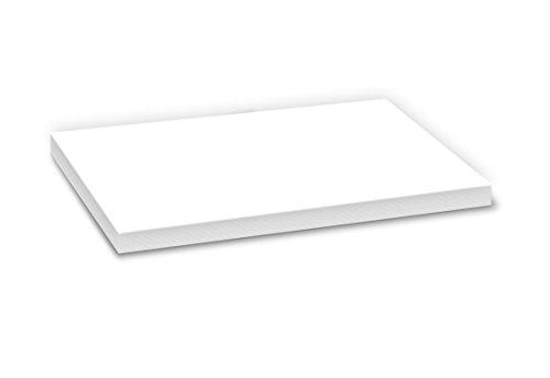 (Blank White 5 1/2
