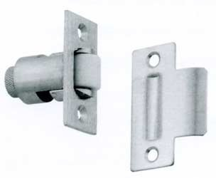Ives RL32 Brass or Stainless Steel Roller Latch 1 1/8