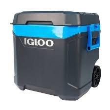 Nevera rígida Island Breeze de Igloo de 58 litros con ruedas, caja ...