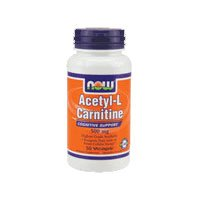 NOW Foods Acetyl L Carnitine 500mg