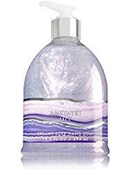 (Bath & Body Works Creamy Luxe Hand Soap Amethyst)