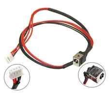 DC Power Jack socket Connector Cable harness For Compaq Presario V5000 C300 C500