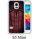 The Amazing Spider Man 2 White Samsung Galaxy S5 Mini Shell Case,Fashion Cover