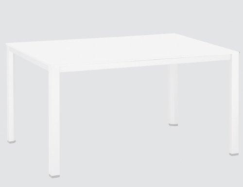Kettler 0301820-5000 Lofttisch 140 x 95 cm, weiß