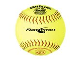 12' First Base Mitt - Wilson ASA Fast-Pitch 12