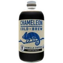 Chameleon Cold Brew Organic Vanilla Coffee Concentrate, 32 Fluid Ounce -- 6 per case.