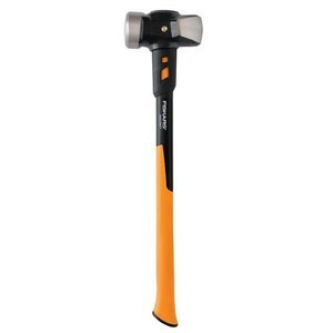 FISKARS Sledge Hammer, 24 In, 8 lb