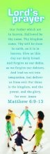 Bookmark Lords Prayer Children (Package of 25)