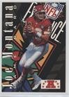 Experience Nfl Bowl Super (Joe Montana (Football Card) 1995 Classic NFL Experience - Super Bowl Game #AFC3)