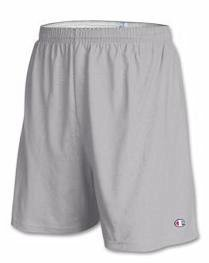 Champion Jersey Short 81878, XL, Oxford Grey