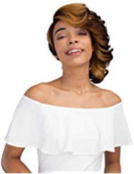 - JANET COLLECTION BRAZILIAN SCENT PRE TWEEZED WIG - BUBBLE (DAISY)