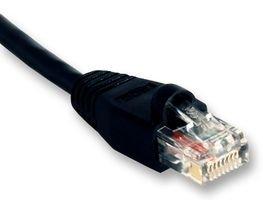 BLACK 5 pieces 10M ETHERNET PRO SIGNAL PS11081 CABLE ASSEMBLY CAT5E