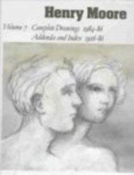Henry Moore Complete Drawings 1916-86: Complete Drawings 1984-86, Addenda and Index 1916-86 - 21yDUFjAs5L - 7: Henry Moore Complete Drawings 1916-86: Complete Drawings 1984-86, Addenda and Index 1916-86