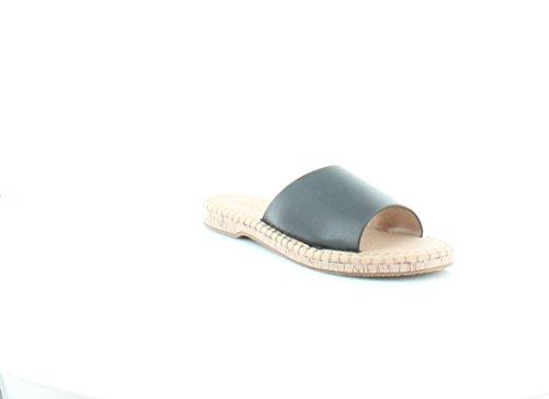 Report Women's Farrel Slide Sandal, Black, 8 M US