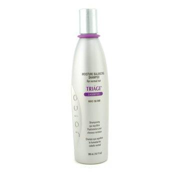 Triage Moisture Balancing Shampoo (Joico Triage Moisture Balancing Shampoo for Normal Hair 10.1oz (2)