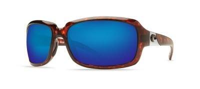 Ogp Oval Tortoise Mar Sunglasses Costa Isabela Mirror Women's 48 Ib Polarized Blue Frame Del n6vw1CqxY
