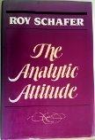 The Analytic Attitude, Roy Schafer, 0465002684