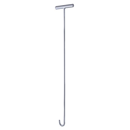 United Pacific 90010 Chrome 31'' Fifth Wheel Pin Puller by United Pacific (Image #2)