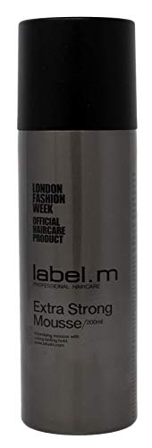 (Label.M Extra Strong Mousse 200ML)