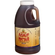 Madhava Organic Agave Nectar - Amber, 46-Ounce (Pack of 6)
