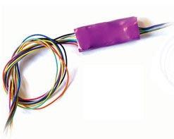 Throttle Up TUC885002 HO/N DCC Sound TSU1100 Decoder, GE Diesel ()