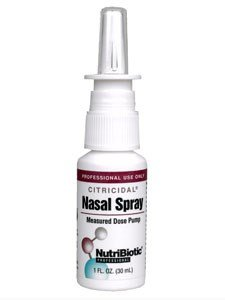 Nutribiotic, Inc. - Citricidal Nasal Spray 1 oz by Nutribiotic