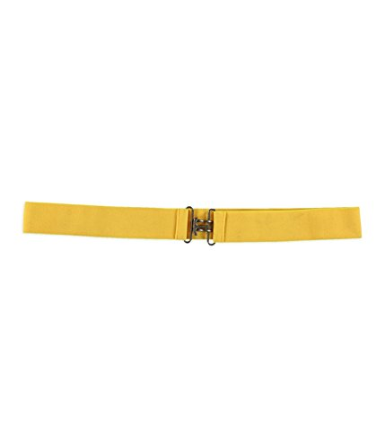 Tagsweekly womens solid stretchy belt