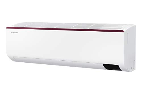 Samsung 1.5 Ton 4 Star Inverter Split AC (Copper, AR18AY4ZAPGNNA, White) 2021 August Split AC with inverter compressor: Variable speed compressor which adjusts power depending on heat load. It is most energy efficient and has lowest-noise operation Capacity: 1.5 ton Energy Rating: 4 star