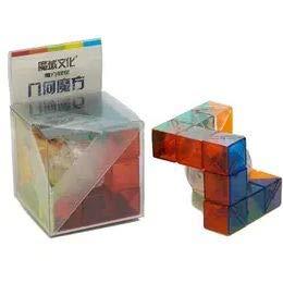 (Cubelelo MoFang JiaoShi Geo Cube A Transparent)
