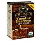 Nature's Path Organic Chocolate Frosted Toaster Pastries -- 11 oz