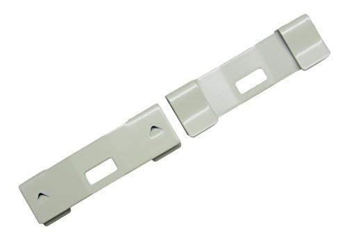 dblinds1 36 Pack Vertical Blind Vane Saver ~ Ivory