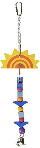 (JW Pet Company Activitoys Sun Toy Single Bird Toy, Small)