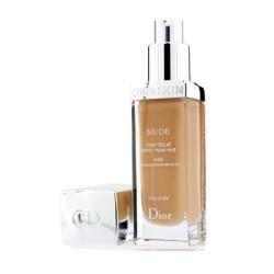 Christian Dior By Christian Dior Diorskin Nude Skin Glowing Makeup Spf 15 - # 040 Honey Beige --30ml/1oz (women)
