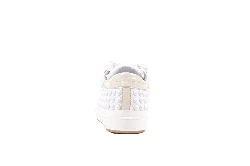 Philippe Model Sneakers Donna CKLD0104 Pelle Bianco