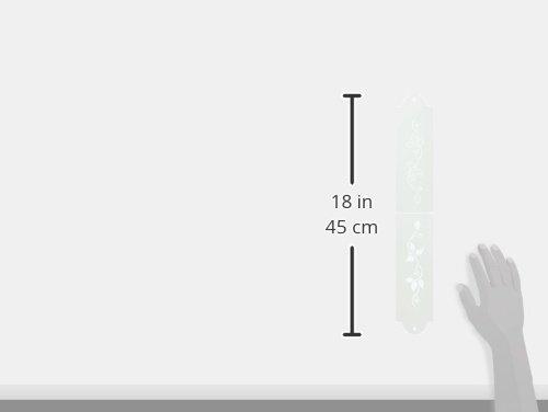 Beige//semi-transparent Designer Stencils C837 Multi-layer Dogwood Stencil Set