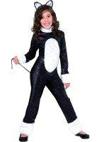 Cool Cat Fancy Dress Costume Age 4-6 Girls (Halloween)]()