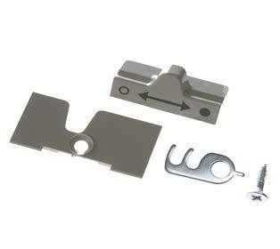 Dometic/Electrolux frigorífico Puerta Lock Kit de fijación para ...