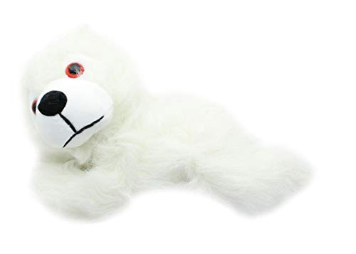 Factory Entertainment Game of Thrones Ghost Direwolf Cub, Prone Pose